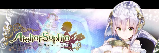 Atelier Sophie Message Board for PC
