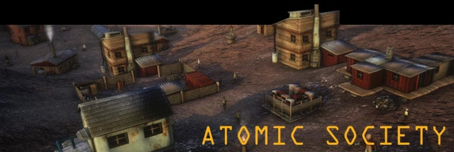 Atomic Society Message Board for PC