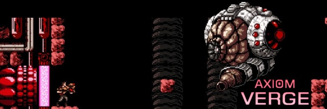 Axiom Verge Trainer