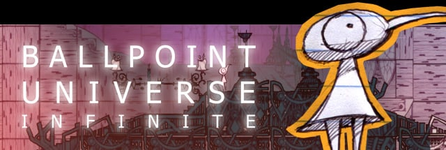 Ballpoint Universe - Infinite Message Board for PC