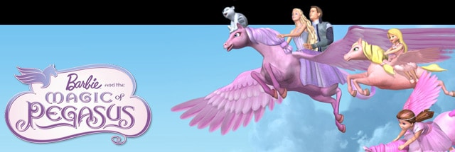 Barbie and the Magic of Pegasus Message Board for PC