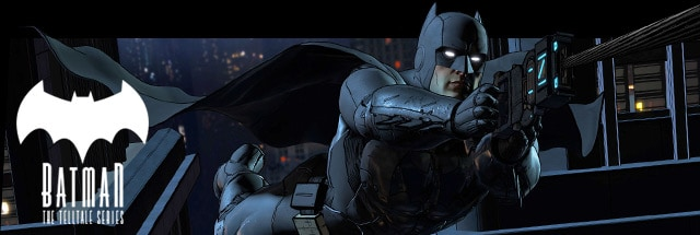 Batman: The Telltale Series Trainer