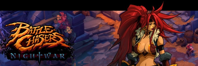 Battle Chasers: Nightwar Message Board for PC