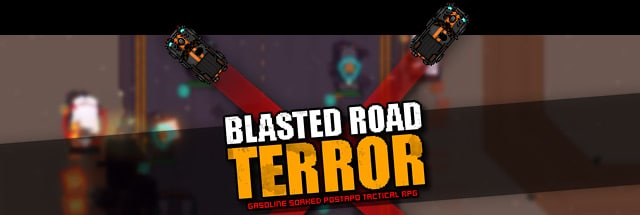 Blasted Road Terror Trainer for PC