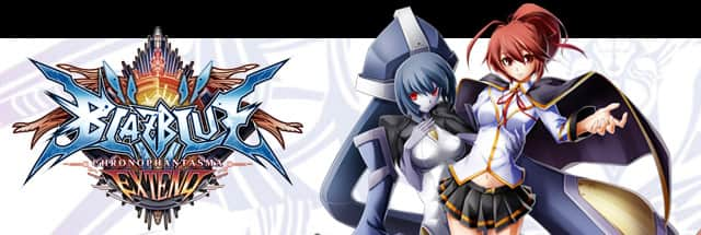 BlazBlue: Chronophantasma Extend Trainer