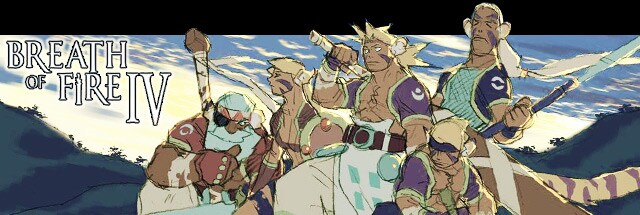 Breath of Fire IV Message Board for PC