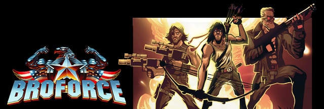 Broforce Trainer