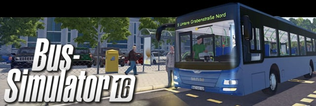 Bus Simulator 16 Message Board for PC
