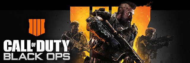 Call of Duty:  Black Ops 4 Trainer