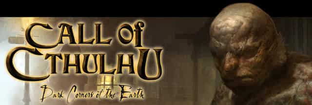 Call of Cthulhu: Dark Corners of the Earth Trainer