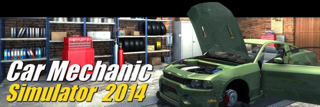 Car Mechanic Simulator 2014 Trainer
