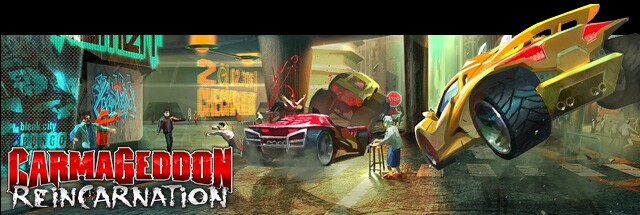 Carmageddon: Reincarnation Message Board for PC