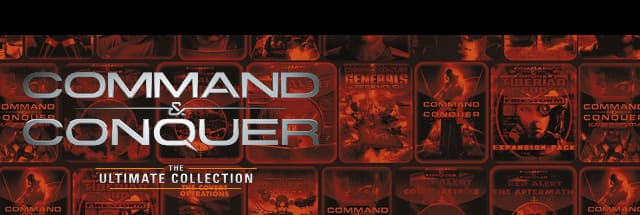 Command & Conquer: The Ultimate Collection Trainer