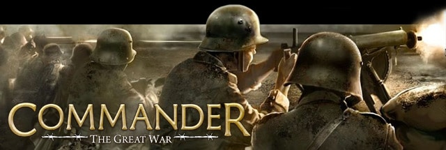 Commander: The Great War Trainer, Cheats for PC