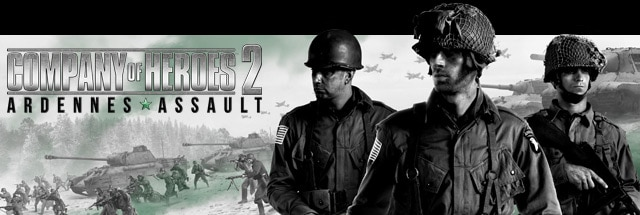 Company of Heroes 2: Ardennes Assault Trainer
