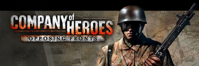 Company of Heroes: Opposing Fronts Trainer for PC