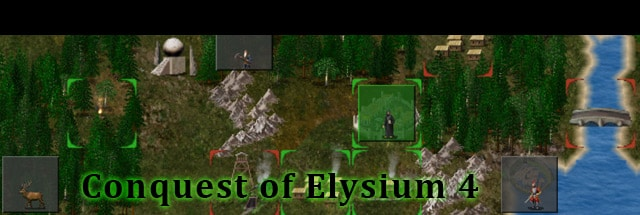 Conquest of Elysium 4 Trainer for PC