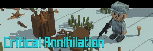 Critical Annihilation Message Board for PC