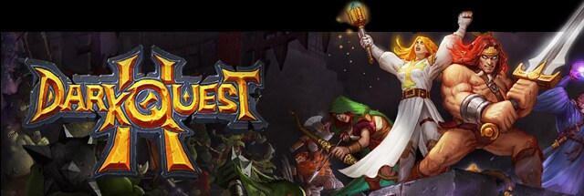 Dark Quest 2 Trainer