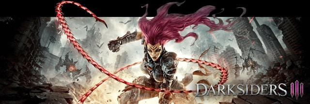 Darksiders 3 Trainer for PC