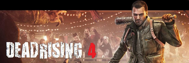 Dead Rising 4 Message Board for PC