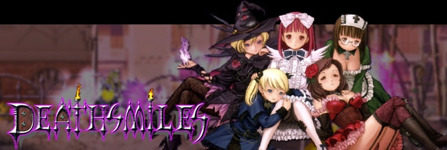 Deathsmiles Message Board for PC
