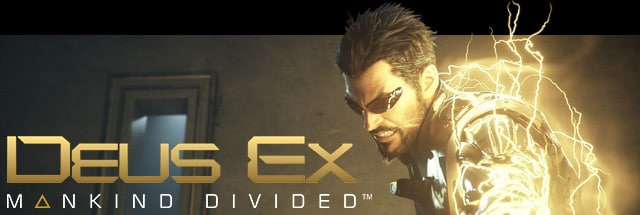 Deus Ex: Mankind Divided Trainer, Cheats for PC