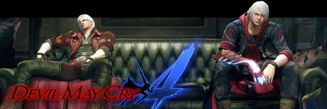 Devil May Cry 4 Message Board for Playstation 3