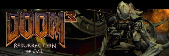 Doom 3: Resurrection of Evil Message Board for XBox