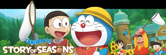 Doraemon Story of Seasons Message Board for PC