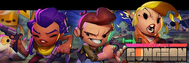 Enter the Gungeon Cheats for Playstation 4
