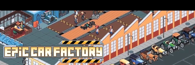 Epic Car Factory Trainer for PC