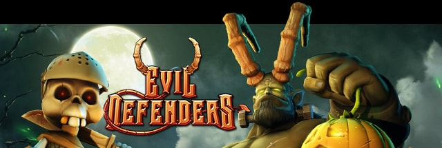 Evil Defenders Message Board for iPhone/iPad