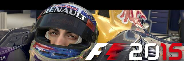 F1 2015 Message Board for XBox One