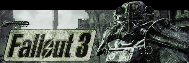 Fallout 3 Message Board for Playstation 3