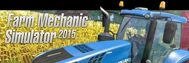 Farm Mechanic Simulator 2015 Trainer for PC