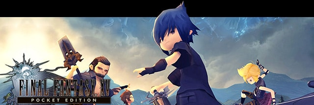 Final Fantasy XV Pocket Edition Trainer for PC