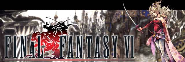 Final Fantasy VI Cheats and Codes for PlayStation