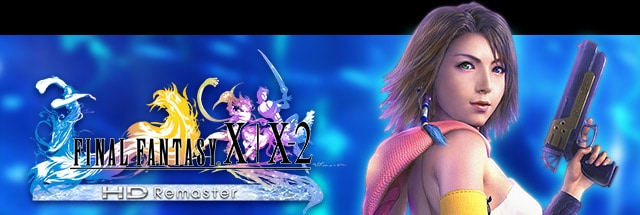 Final Fantasy X/X2 HD Remaster Trainer for PC
