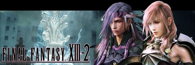Final Fantasy XIII-2 Trainer