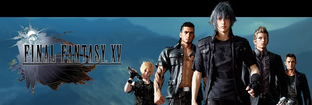 Final Fantasy XV Trainer for PC