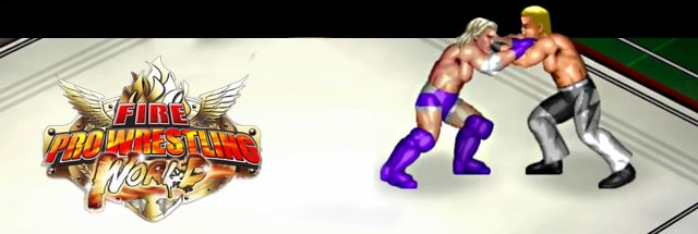 Fire Pro Wrestling World Message Board for PC