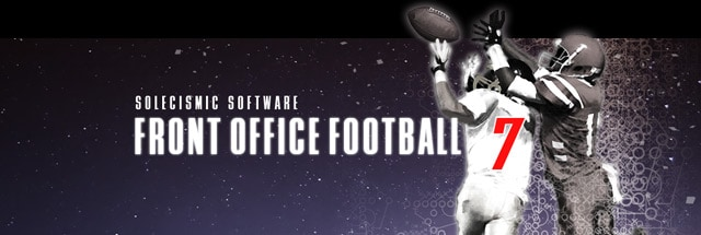 Front Office Football 7 Message Board for PC