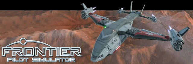 Frontier Pilot Simulator Trainer for PC
