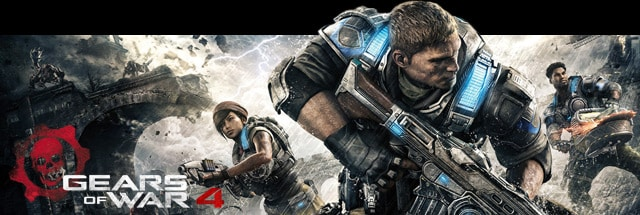 Gears Of War 4 Cheats for XBox One