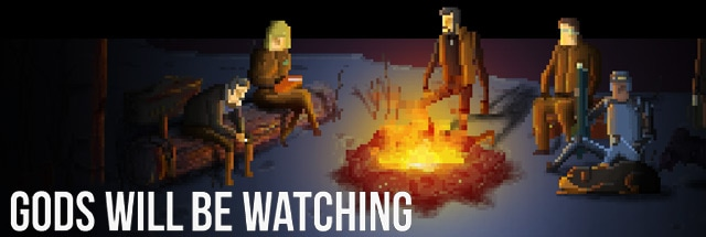 Gods will be Watching Message Board for PC