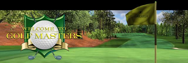 Golf Masters Message Board for PC