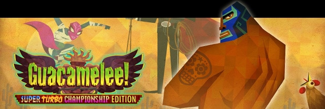 Guacamelee! Super Turbo Championship Edition Trainer for PC