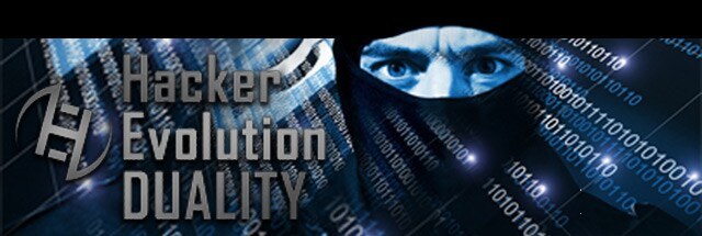 Hacker Evolution Duality Trainer for PC