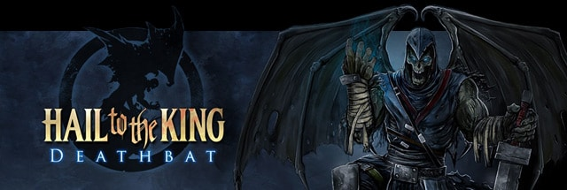 Hail to the King: Deathbat Message Board for PC